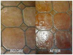 how to install saltillo tile outdoors grout tile flooring and