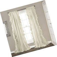 Lush Decor Curtains Canada by Curtains Drapes U0026 Valances Ebay