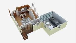 3d Bhk Indian Style D Gallery Plan Ideas Home Design Plans Ground Floor More Bedroom Jpg