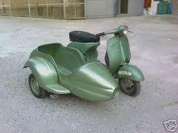 Vespa Classic Scooters