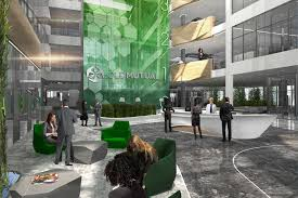 100 The Architecture Company Old Mutual Office Interiors PARAGON GROUP