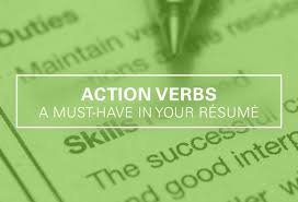 Action Verbs: A Must-Have In Your Résumé Resume Writing Cover Letter Action Verbs The Best Intended For Sales New It Tips Elegant Inspirational Strong Actions Coinent80rascalme Using Keywords Oracle Alex Judi Fox Blog Visual Inspiration Remove These Words From Your Right Away Topresume List Doing Proletariatblog For To Use In Template