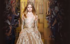 Elie Saab Fall winter 2015 2016 Couture