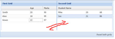 extjs ext js drag drop exle using grid to grid with plugin