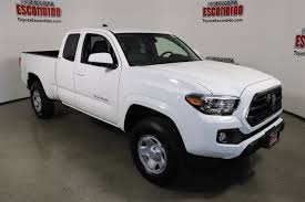 New 2018 Toyota Tacoma SR5 Double Cab Pickup In Escondido #1017252 ... 2016 Toyota Tacoma Doublecab 4x4 Midsize Pickup Truck Off Road Midsize Trucks Are Making A Comeback But Theyre Outdated 2018 New Reviews Youtube Sr5 Extended Cab In Boston 21117 Trd Pro Probably All The Offroad You Need Old Vs 1995 The Fast 2017 Sport Double Athens Preowned Santa Fe Access Sr Crew Victoria 2014 2wd I4 Automatic And Rating Motor Trend