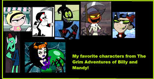 Underfist Halloween Bash by 100 The Grim Adventures Of Billy And Mandy Jacked Up Halloween