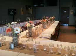 Rustic Rehearsal Dinner Decorations I Did For My Son And Daughter In Laws Wedding