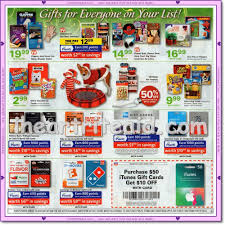 Rite Aid Small Christmas Trees by I Heart Rite Aid Ad Scans 11 22 11 28