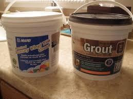 Grouting Vinyl Tile Problems by Upstairs Bath 1 Luxury Vinyl Tile Dave U0027s House Repairs