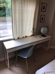 Besta Burs Desk White by Ikea Besta Burs Desk White In Berkhamsted Hertfordshire Gumtree