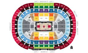 Cavs Floor Box Seats by Tickets Chicago Bulls V Cleveland Cavaliers Chicago Il At