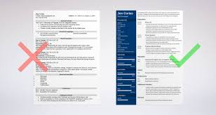 Web Developer Resume: Sample & Complete Guide [+20 Examples] 30 Resume Examples View By Industry Job Title 10 Real Marketing That Got People Hired At Nike How To Write A Perfect Food Service Included Phomenal Forager Sample First Out Of College High School And Writing Tips Work Experience New Free Templates For Students With No Research Analyst Samples Visualcv Artist Guide Genius Administrative Assistant Example 9 Restaurant Jobs Resume Sample Create Mplate Handsome Work