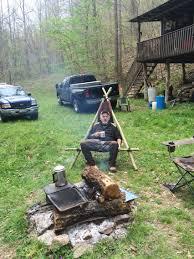 New Bushcraft Camp Chair