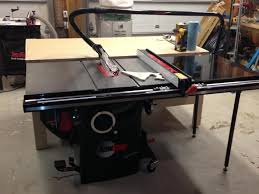 Sawstop Cabinet Saw Used by Powermatic Sale Making My Table Saw Decision Tougher Page 3