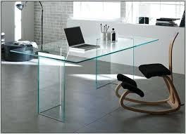 desk small glass writing desk contemporary glass writing desk