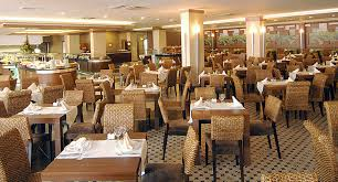 The Quest Can Freely Chose Their Table Either In Main Indoor Restaurant Or Pool Side Out Door As Well A La Carte