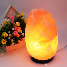 Battery Operated Lava Lamp Nz by 2017 Novelty Himalayan Salt Rock Table Lamp For Air Purity Lava