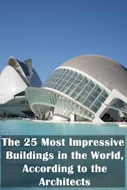 100 Top Contemporary Architects The 25 Most Impressive Buildings In The World According To The