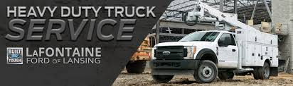 Heavy Duty Truck Service - LaFontaine Ford 2008 Ford F450 3200lb Autocrane Service Truck Big 2018 Ford F250 Toledo Oh 5003162563 Cmialucktradercom Auto Repair Dean Arbour Lincoln Serving West Auctions Auction 2005 F650 Item New Body For Sale In Corning Ca 54110 Dealer Bow Nh Used Cars Grappone Commercial Success Blog Fords Biggest Work Trucks Receive White 2019 Super Duty Srw Stk Hb19834 Ewald Vehicle Center Fleet Sales Fordcom Northside Inc Vehicles Portland Or 2011 Service Utility Truck For Sale 548182