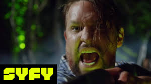 Syfy 31 Days Of Halloween 2017 by Night Of The Wild Trailer Syfy Youtube