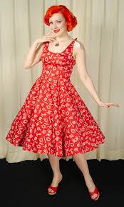 Marin Nautical 50s Swing Dress