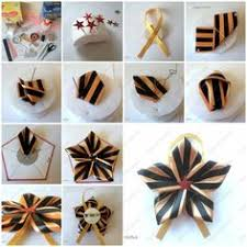 How To Make Satin Ribbon Star Brooch Thumb