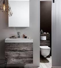 Distressed Bathroom Vanity Uk by Bauhaus Glide Ii Wall Hung Vanity Unit Uk Bathrooms Cloakroom
