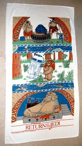 Full Size Star Wars Bedding by Vintage Jabba The Hutt Beach Towel By The Bibb Company Mighty