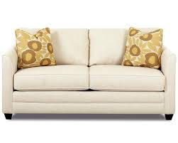 Used Tempurpedic Sleeper Sofa by Small Sleeper Sofa With Full Size Mattress By Klaussner Wolf And
