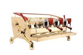 Terremoto Coffee The Golden Slayer Espresso Machine