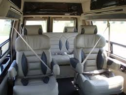 Only A Few Van Companies Left