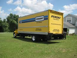 100 Box Truck Rentals Penske Rental International 4300 Morgan Truc Flickr