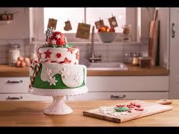 rezept weihnachtliche topsy turvy torte dr oetker