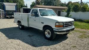 1996 Ford F250 7.3 Diesel Service Body | SAS Motors