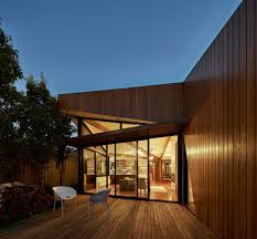 100 Antarctica House Diagonal In Fitzroy By Simon Whibley Architecture