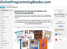 20 Websites To Download Free EBooks Part III Hongkiat