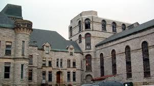 Mansfield Ohio Prison Halloween by Mansfield Reformatory