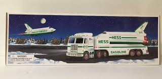 100 Hess Toy Truck Values 1999 And Space Shuttle With Satellite N127 EBay