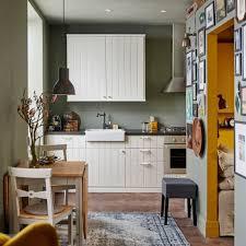 olivegrün und weiß in der küche bild 18 living at home