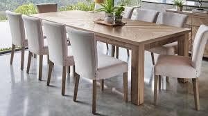 Herringbone 270cm Rectangular Dining Table