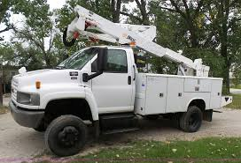 2009 GMC C5500 Bucket Truck | Item L7092 | SOLD! September 1...