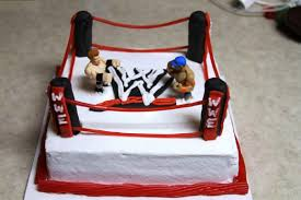 Wwe Raw Cake Decorations by Wwe Wrestling Cake U2014 Liviroom Decors Wwe Cakes For A Cool
