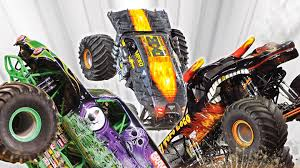 Monster Jam: As Big As It Gets Orange County Tickets - N/a At Angel ...