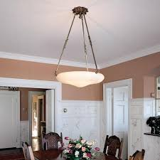 Italia Del NordTM Handcarved Alabaster Pendant Is An Elegant Dining Room Lighting Solution