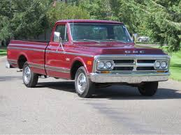 100 1969 Gmc Truck For Sale GMC 1500 For ClassicCarscom CC1022339
