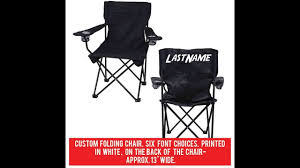 VictoryStore Custom Last Name Folding Chair - Black Camping Chair With  Carry Bag Small Size Ultralight Portable Folding Table Compact Roll Up Tables With Carrying Bag For Outdoor Camping Hiking Pnic Wicker Patio Cushions Custom Promotion Counter 2018 Capability Statement Pages 1 6 Text Version Pubhtml5 Coffee Side Console Made Sonoma Chair Clearance Macys And Sheepskin Recliners Best Ele China Fishing Manufacturers Prting Plastic Packaging Hair Northwoods With Nano Travel Stroller For Babies And Toddlers Mountain Buggy Goodbuy Zero Gravity Cover Waterproof Uv Resistant Lawn Fniture Covers323 X 367 Beigebrown Inflatable Hammock Mat Lazy Adult