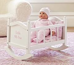 Baby Doll Cradle | Gifts For Juno | Pinterest | Baby Dolls American Girl For Newbies How We Fell In Love And Why Its A 25 Unique Doll High Chair Ideas On Pinterest Diy Doll Fniture Jennifers Fniture Pating Pottery Barn Kids Dollhouse Bookshelf Westport White Circo Bookcase Melissa Doug Dollhouse Pottery Barn Kids Desk Chair Breathtaking Teen On Bookcase I Can Teach My Child Accsories Miniature Bird Berry Playhouse Lookalike Wooden House Crustpizza Decor Crib High Ebth