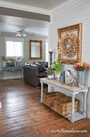 Spring Home Tour By Start At Decor