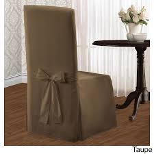 Luxury Collection Metro Dining Chair Cover (Taupe), Tan ... Sure Fit Stretch Pique Box Cushion Ding Chair Slipcover Bree Set Of 2 Taupe Classic Slipcovers Cabana Stripe Short Covers For Roomsilver Grey 6 Velvet Large Aegis Armchair Contemporary Modern Fniture Modway Pattern Cover Great Bay Home Plush Washable Summerhill Collection 4 Black Surefit Pearson Details About Fabric Scroll Top High Back Leather Oak Chairs Seat