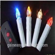 China Remote Control Led Christmas Tree Candle Light
